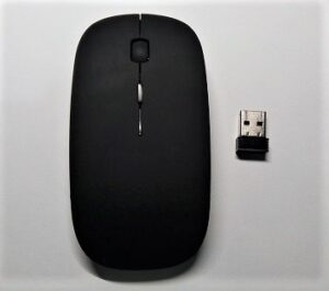 薄型軽量ワイヤレスマウス